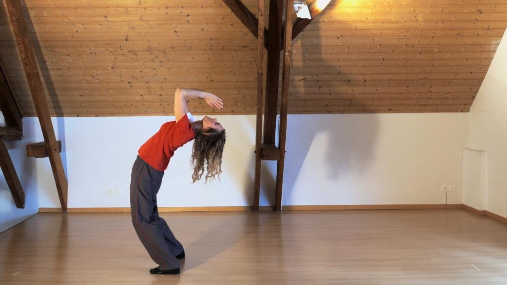 Form: Wirbelsäulenbeweglichkeit